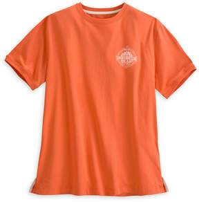 Disney Mickey Mouse Vacation Club Tee for Men - Orange