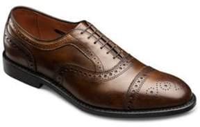 Allen Edmonds Strand Leather Brogue Oxfords