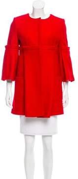 Matthew Williamson Wool Short Coat