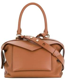 Givenchy Women's Brown Leather Tote.