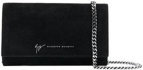 Giuseppe Zanotti Design Kimmy clutch bag
