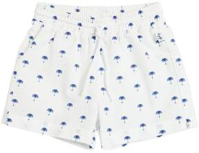 Il Gufo Palms Printed Swim Shorts