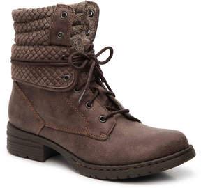 b.ø.c. Women's Karel Combat Boot