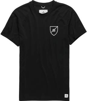 Reigning Champ Shield Logo Team Jersey - Men's