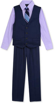 Nautica 4-Pc. Shirt, Vest, Pants & Tie Set, Toddler (2T-5T)