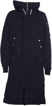 Drkshdw Rick Owens Oversized Hooded Parka Jacket