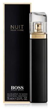 Hugo Boss BOSS Nuit 2.5 oz (75 m L) Eau de Parfum One Size Assorted-Pre-Pack