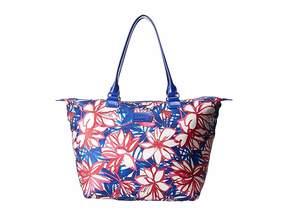 Lipault Paris Blooming Summer Medium Tote Bag Tote Handbags