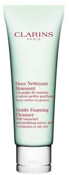 Clarins Gentle Foaming Cleanser with Tamarind for Oily to Combination Skin/4.4 oz.