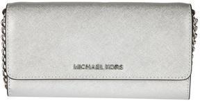 MICHAEL Michael Kors Jet Set Travel Shoulder Bag - ARGENTO - STYLE