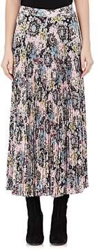 A.L.C. Women's Williams Damask-Print Mid-Length Skirt