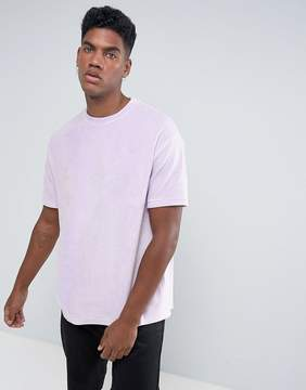 Antioch Oversized Velour T-Shirt