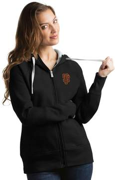 Antigua Women's San Francisco Giants Victory Full-Zip Hoodie