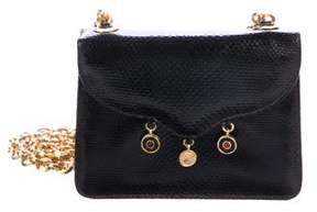 Judith Leiber Mini Karung Crossbody Bag