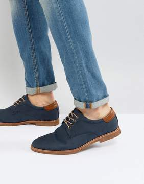 Call it SPRING Coanna Derby Shoes In Navy