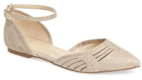 Isola Women's Cellino Ankle Strap Flat