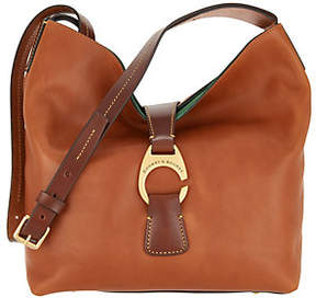 Dooney & Bourke Florentine Crossbody HoboHandbag -Derby - ONE COLOR - STYLE