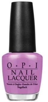 OPI Nail Lacquer Nail Polish, A Grape Fit.