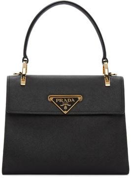 Prada Black Mini Top Handle Bag
