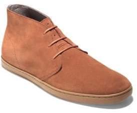 Cole Haan Pinch Weekender Suede Chukka Boots
