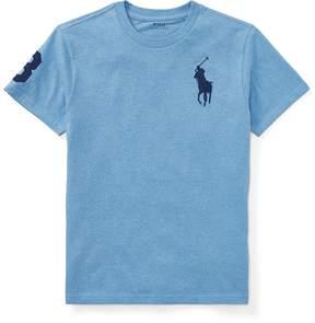 Ralph Lauren Big Pony Cotton Jersey T-Shirt