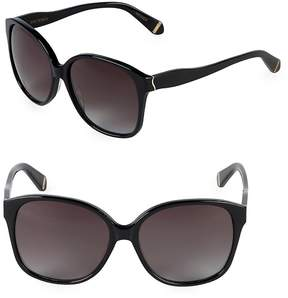 Zac Posen Women's 58MM Square Sunglasses