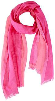Saachi Two Toned Stripped Scarf.