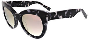 KENDALL + KYLIE Charli Chunky Cat-Eye Sunglasses