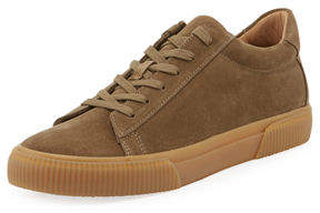 Vince Men's Kurtis Suede Low-Top Sneaker