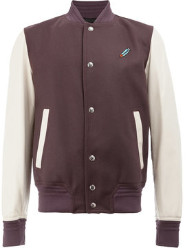 Bally x Swizz Beatz bomber jacket