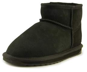 Emu Stinger Micro Women Round Toe Suede Snow Boot.