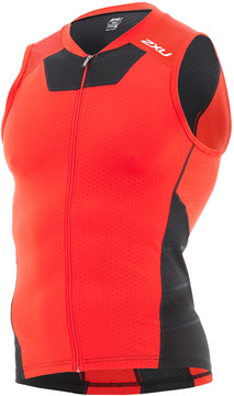 2XU Men's X-Vent Multisport Cycle Tri-Vest