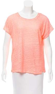 White + Warren Short Sleeve Scoop Neck T-Shirt