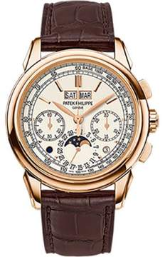 Patek Philippe Grand Complications 5270R-001 18K Rose Gold Manual Mens 41mm Watch