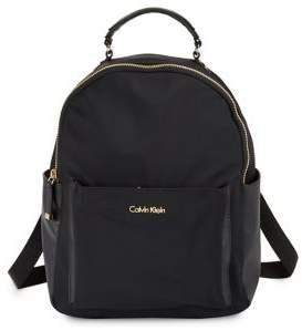 Calvin Klein Zip-Up Backpack