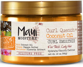 Maui Moisture Curl Quench +Coconut Oil Curl Smoothie