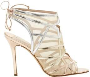 Aperlaï Leather sandals