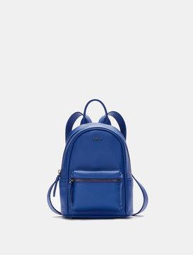 Nappa Leather Mini Backpack