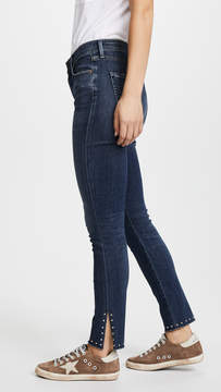 Citizens of Humanity Rocket Split Hem Jeans