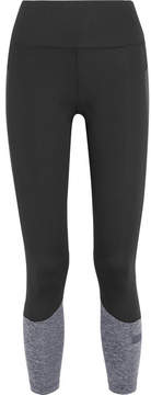 adidas by Stella McCartney Climacool Train Stretch-jersey Leggings - Black