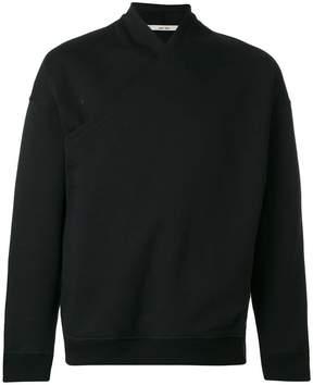 Damir Doma v-neck sweatshirt
