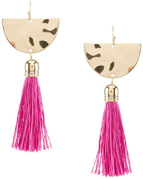 Anna & Ava Alexis Boho Tassel Drop Earrings