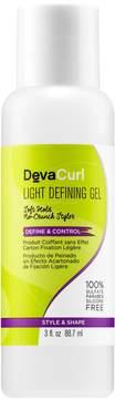DevaCurl LIGHT DEFINING GEL Soft Hold No-Crunch Styler Mini