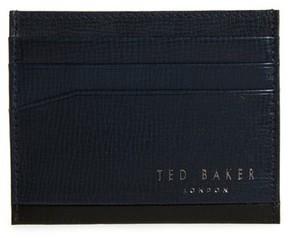 Ted Baker Men's Leather Card Case - Blue