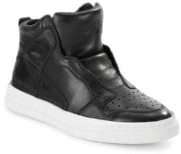 Ash Enigma Leather High-Top Sneakers