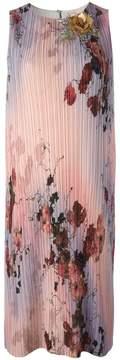 Antonio Marras floral print straight dress