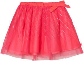 Billieblush Pink Sequin Tutu Skirt