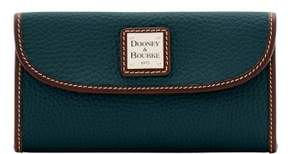Dooney & Bourke Becket Continental Clutch Wallet - BLACK - STYLE