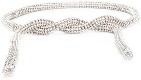 Calvin Klein twisted belt