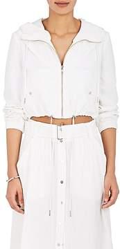A.L.C. Women's Broderick Cotton-Blend Crop Jacket